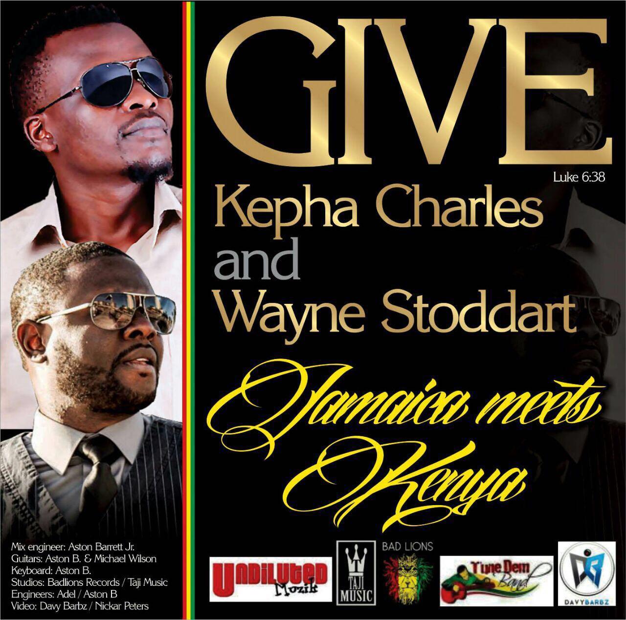 Wayne Stoddart – Give
